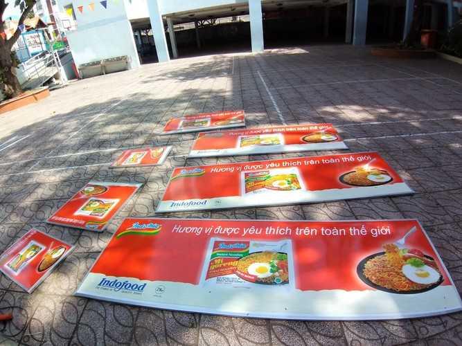 thiết kế bảng hiệu quảng cáo giá rẻ tại quận 2